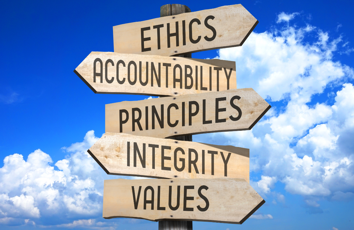 Practical ways to build ethics into PR programs - Cutting