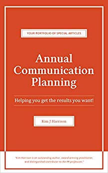 Annual Communication Planning