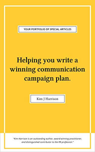 Helping You Write a Winning Communication Plan