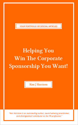 Helping You Win the Corporate Sponsorship You Want!